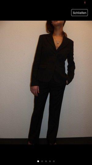 More & More Colletto camicia nero-color oro rosa