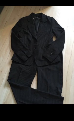 H&M Pinstripe Suit multicolored