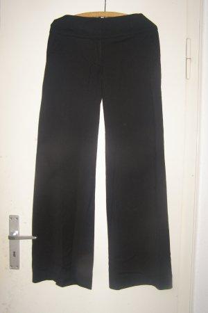 Anzug-/Stoffhose mit weitem Bein