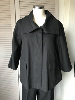 Taifun Tailleur-pantalon noir lin