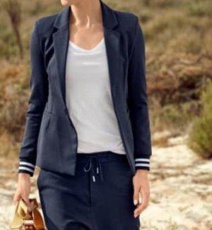 Imperial Tailleur-pantalon bleu