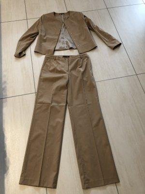 More & More Traje de pantalón beige
