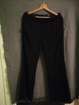 H&M Pantalón de vestir negro