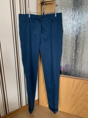 Pantalon de costume bleu pétrole