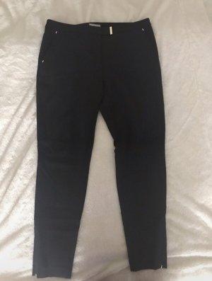 H&M Jersey Pants black