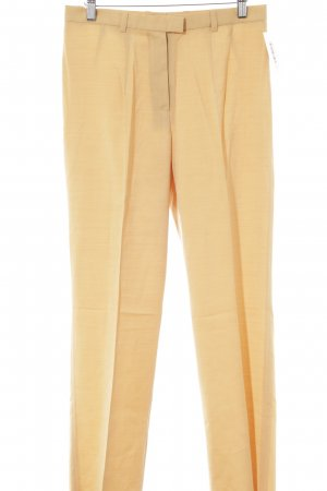 Suit Trouser light orange business style