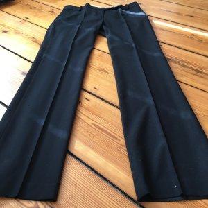 Anzughose, klassische Hose, Schwarz in EUR 42