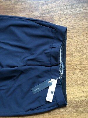 Esprit Cargobroek donkerblauw