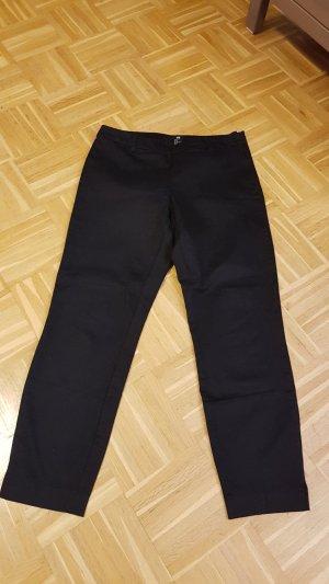 Anzughose schwarz 7/8 Gr. 38
