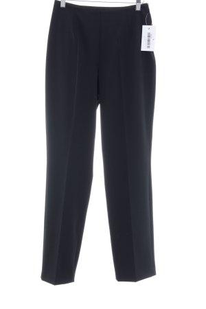 Pantalon de costume noir style d'affaires