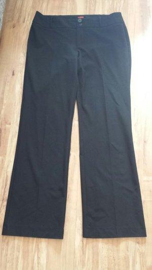 Anzughose schwarz klassisch