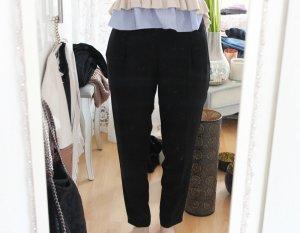 Wallis Pantalon de costume noir