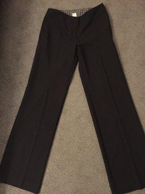 Montego Pantalon à pinces gris foncé-gris