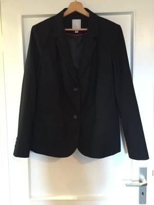 Anzugjacke schwarz gr. 46