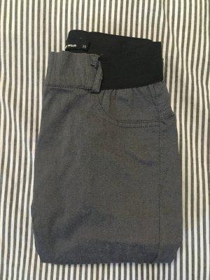 Tally Weijl Pantalon 7/8 gris anthracite-noir