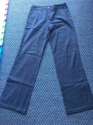 Esprit Pantalone da abito marrone scuro