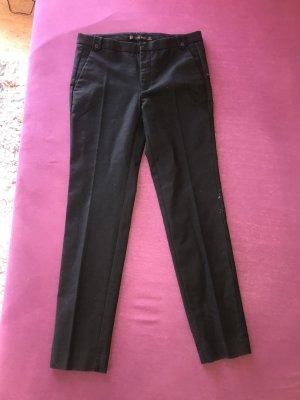 Zara Pantalone da abito nero