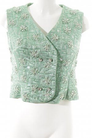Waistcoat green elegant