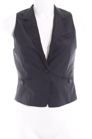 Waistcoat black business style