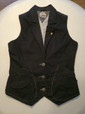 Tommy Hilfiger Chaleco de vestir negro