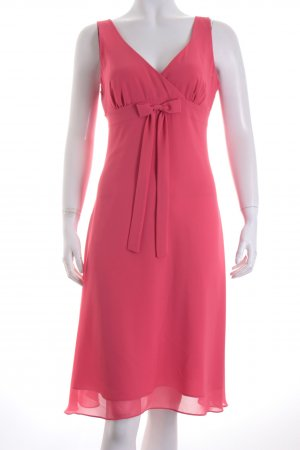 Apanage A-Linien Kleid rosa Elegant