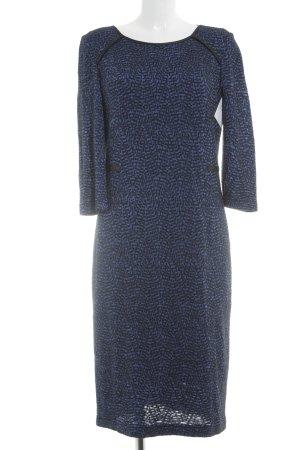 Apanage Robe de soirée motif abstrait élégant