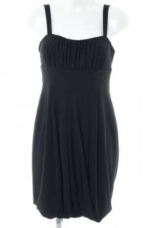 Apanage Ballonkleid schwarz Casual-Look