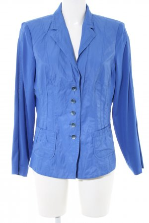 Apanage Blouson blue business style