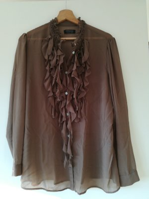 Apanage Blouse marron clair