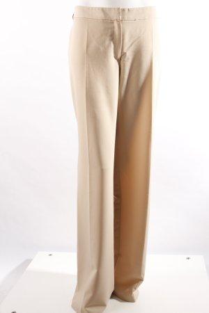 Apanage Bundfaltenhose beige