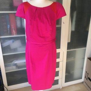 Apanage Etui Kleid pink orange Gr. 42 top
