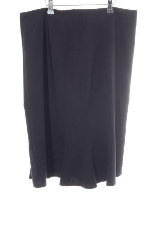 Apanage Jupe taille haute noir style d'affaires