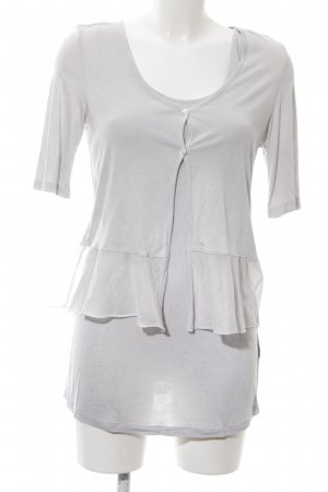 Apanage Twin Set tipo suéter light grey casual look