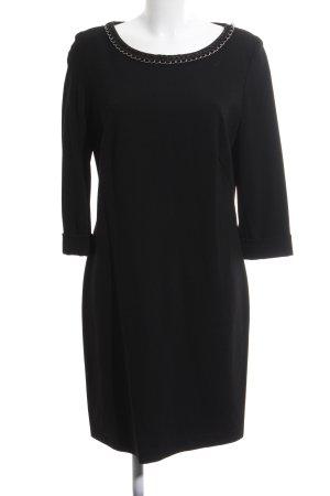 Apanage Jerseyjurk zwart elegant