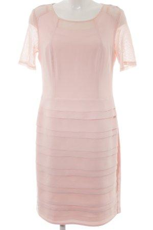 Apanage Vestido de cuello Halter rosa elegante