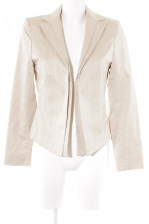 Apanage Tuxedo Blazer gold-colored business style