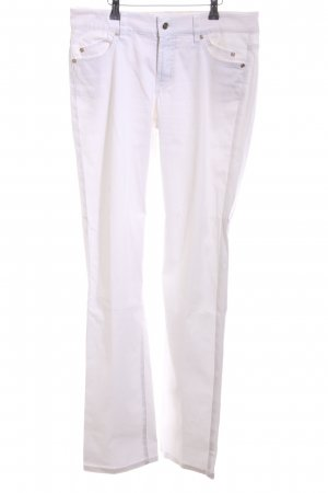 Apanage Jersey Pants white casual look