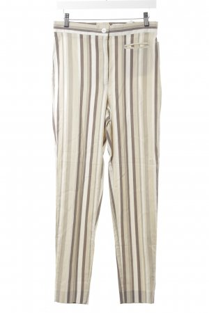 Apart 7/8 Length Trousers striped pattern casual look