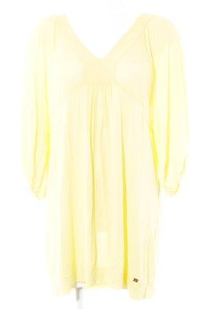 Apart A-Linien Kleid gelb Beach-Look