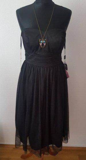 Apart Abend Kleid Chiffonkleid Neu mit Etikett, Größe 38