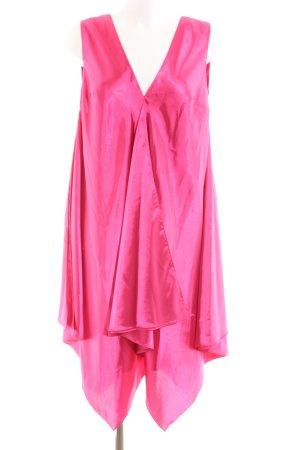 Apart Robe de soirée rose style extravagant
