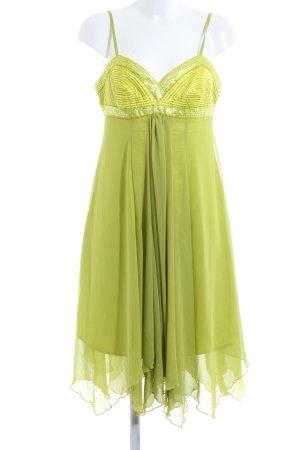 Apart Abendkleid grün Elegant