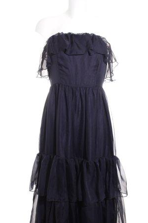 Apart Abendkleid dunkelviolett Elegant