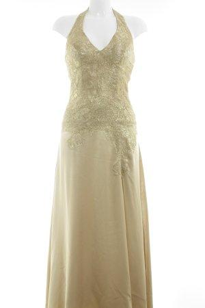 Apart Abendkleid goldfarben Elegant