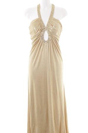 Apart Abendkleid goldfarben Party-Look