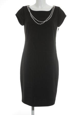 Apart Abendkleid schwarz extravaganter Stil