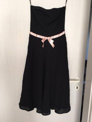 APART Ballkleid Kleid schwarz 34 XS