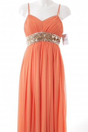 Apart Ball Dress salmon elegant