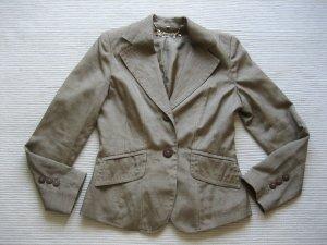 apart blazer beige sommer gr., s 36 neuwertig