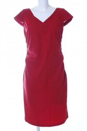 Apart Robe crayon rouge style d'affaires